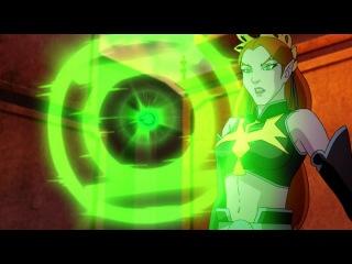 ������� ������: ���������� ������ / Green Lantern: Emerald Knights (2011)