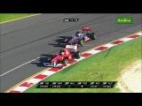 01 Формула 1. 2011. Лучшие моменты Гран При Австралии